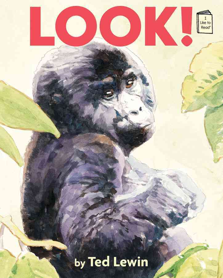 Look By Lewin, Ted/ Lewin, Ted (ILT)